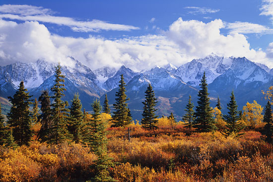 Alaska Photography Matanuska Valley Chugach Mountains Alaska