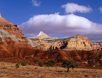 Capitol Reef National Park photograph Utah