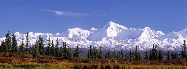 Alaska Photography, Alaska Range, Denali National Park Alaska photographer David Whitten