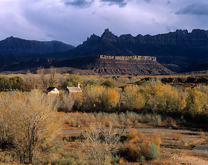 Grafton Utah photograph Eagle Crags