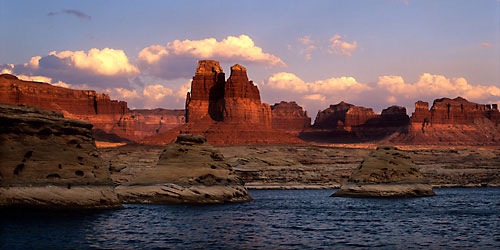 Lake Powell photos by Utah photographer David Whitten