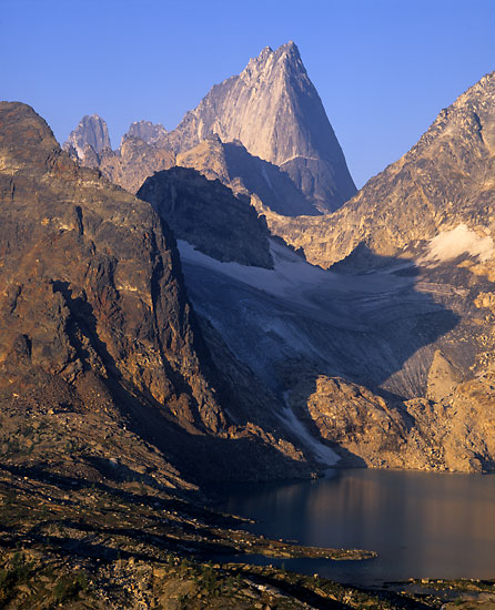 Bugaboo photos, Cobalt Lake, Bugaboo Spire, Bugaboo Provincial Park, British Columbia, Canada, photographer David Whitten