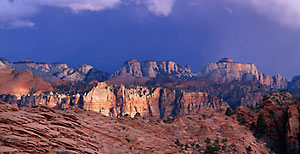Photographs from Zion National Park and Southern Utah